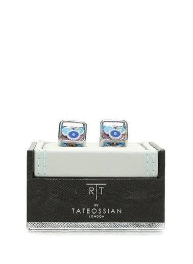 Tateossian Kol Düğmesi Mavi